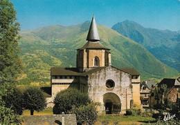 65 Environs D'Argelès Gazost Saint Savin L'Eglise Abbatiale (2 Scans) - France