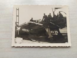 WWII Foto Lüftwaffe    Flugzeig Wehrmacht  2 WK Frankreich - 1939-45
