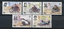 Isla De Man 1982. Yvert 205-09 ** MNH. - Isola Di Man
