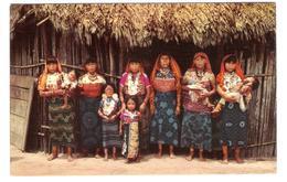 Panama - San Blas Island - Indias - Indian Women - Tracht - Trachten - Costume - Panama