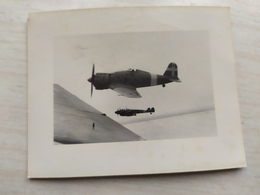 WWII Foto Lüftwaffe    Flugzeig Wehrmacht  2 WK - 1939-45