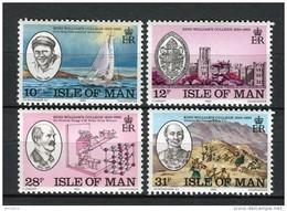Isla De Man 1983. Yvert 233-36 ** MNH. - Isola Di Man