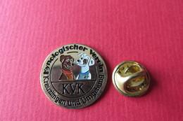 Pin's,Animaux,CHIEN,KYNOLOGISCHER VEREIN KREUZLINGEN,Suisse - Animaux