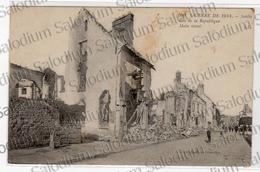Senlis - 1914 - Storia Postale - Senlis