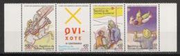Guinée  équatoriale - 2005 - N°Mi. 1979 à 1982 - Don Quijote - Neuf Luxe ** / MNH / Postfrisch - Äquatorial-Guinea