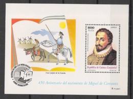 Guinée  équatoriale - 1997 - Bloc Feuillet BF N°Yv. 10 - Cervantes - Neuf Luxe ** / MNH / Postfrisch - Äquatorial-Guinea
