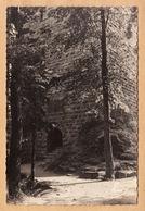 CPA Oberhaslach, Burg Nideck, Ruine, Ungel. - France