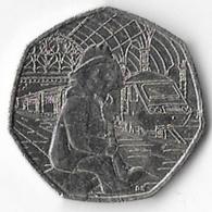 United Kingdom 2018 50p Paddington At The Station [C172/1D] - 50 Pence
