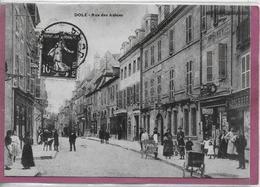 39.- DOLE Rue Des Arènes ( Dole Autrefois ) - Dole