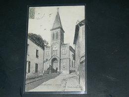 LIVRY GARGAN   1910 /    VUE  EGLISE ...   / CIRC /  EDITION - Livry Gargan