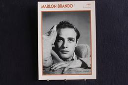 Sp-Acteur, Réalisateur Américain, 1955 -  Marlon Brando, Né En 1924  à Omaha (Nebraska) Et Mort En 2004  à Los Angeles . - Acteurs