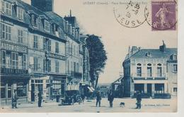 Creuse GUERET Place Bonnyaud (Côté Est) - Guéret