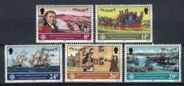 Jersey 1983. Yvert 298-302 ** MNH. - Jersey
