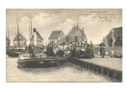 Marken - Watersnood 1916 - Marken