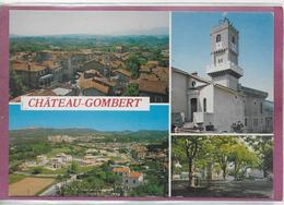 13.- CHATEAU GOMBERT - Marseilles