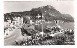 Schweiz - Brunnen - Dampfer - Schiff - Ship - Alte Ansicht - SZ Schwyz