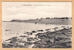 CPA Ile D'Oléron, Saint Denis, La Plage, Ungel. - Ile D'Oléron