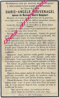 En 1934-Boeschèpe (59) Et Abeele (B)-Darie HOUVENAGEL Ep Désiré BACQUAERT Né En 1866 - Décès