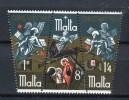 Malta 1967. Yvert  366-68 Unido** MNH. - Malta