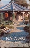 Telefonkarte Japan - Nagasaki - 390-1213 - Japan