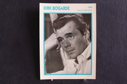 Sp-Acteur, 1965 -  Dirk Bogarde, Est Un Acteur Britannique Né Le 28 Mars 1921 à Londres Où Il Est Mort Le 8 Mai 1999. - Acteurs