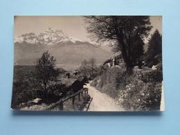 Huémoz > Les Dts Du Midi ( N° 263 - Photo Kunz ) Anno 19?? ( See / Voir Photo ) ! - VD Vaud