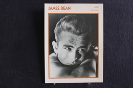 Sp-Acteur,James Dean - 1955 - Américain, Né  En 1931 à Marion (Indiana) Et Mort En 1955  à Cholame (Californie). - Acteurs