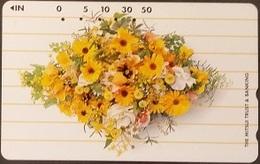 Telefonkarte Japan - Blumen - 110-181292 - Japan