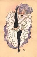 CPA Illustrée - Signée A.H - Otros Ilustradores