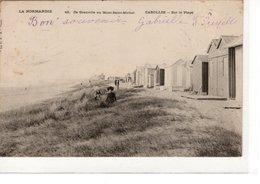 Carolles Sur La Plage, De Granville Au Mont Saint Michel N° 42 - Andere Gemeenten