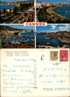 CANNES,FRANCE POSTCARD - Cannes