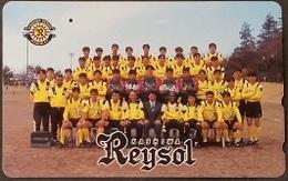 Telefonkarte Japan - Sport - Fußball - Kashiwa Reysol - 231-75 - Japan