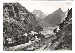 Schweiz - Am Seealpsee - Unterstrich - Altmann - Rossmad - Alte Ansicht - AI Appenzell Innerrhoden