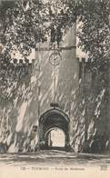 Algerie Tlemcen Porte Du Mechouar - Tlemcen