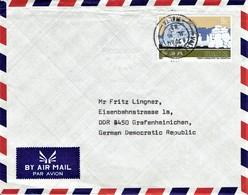 Malta - Umschlag Echt Gelaufen / Cover Used  (T330) - Malta