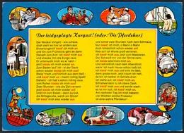 C7193 - Scherzkarte Humor - Kur Kurbad - Stadthagen - Verlag Schöning - Humor