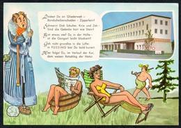 C7194 - Scherzkarte Humor - Kur Kurbad Bad Füssing - Verlag Bruckbauer - Humor