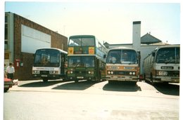 35mm ORIGINAL BUS PHOTO GARAGE LINKWISE TOURS NATIONAL EXPRESS - F090 - Other