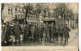 Militaire - La Guerre De 1914 - Convoi De Ravitaillement Anglais - Guerre 1914-18