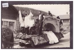 LA ROCHE - 13ème FÊTE DES MUSIQUES GRUYERIENNES LE 11 MAI 1958 - TB - FR Fribourg