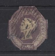 """GB...QUEEN VICTORIA..(1837-01)."""" EMBOSSED.""""...6d....SG60.....(CAT £1000...).USED. - 1840-1901 (Viktoria)"""
