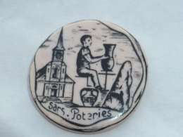 Pin's SARS POTERIES - Pin's