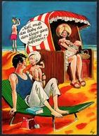 C7199 - Scherzkarte Humor - Erotik - Byl - Schöning - Humor