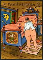 C7200 - Funny Card Scherzkarte Humor - Erotik - Krüger - Humor