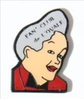 Pin's FELIX MAYOL - FAN CLUB DE L'OVALIE - Portrait De L'artiste - I539 - Rugby