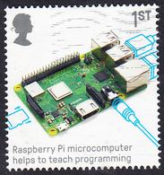 British Engineering (2019) - Raspberry Pi 1st SG4212 - 1952-.... (Elizabeth II)
