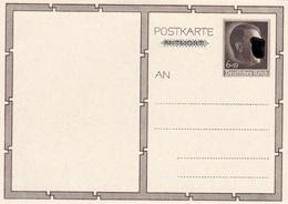 Entier Neuf Illustre De Propagande 1939 - Deutschland