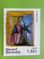 Timbre France YT 4244 - Série Artistique - Tableau De Gérard Garouste - 2008 - Frankrijk