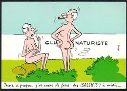 C7211 - Alex Alexandre Scherzkarte Humor - Erotik - Humor