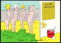 C7212 - TOP Alex Alexandre Scherzkarte Humor - Erotik - Humor